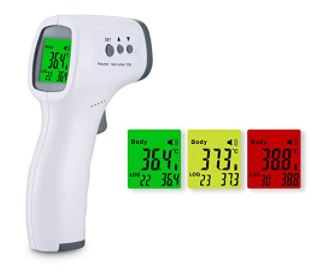 Non_touch_thermometer