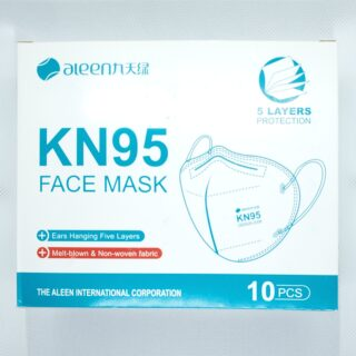 3 KN95-Mask 10 pack
